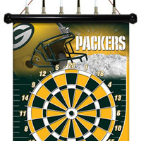 Green Bay Packers Magnetic Dart Board
