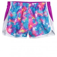 Printed Track Shorts | Girls {category} {parent_category} | Shop Justice
