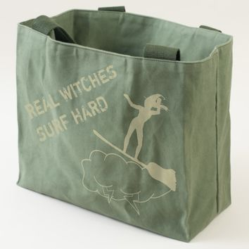 Real Witches Surf Hard Tote