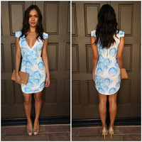 Ice Breaker Floral Dress