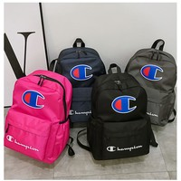 CHAMPION Backpack Canvas Travel Bag