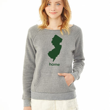 new jersey home ladies sweatshirt