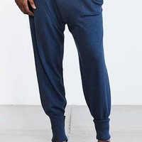 Standard Issue Knit Pant- Navy