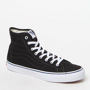 Vans Black Ball Hi SF Black and White Shoes at PacSun.com