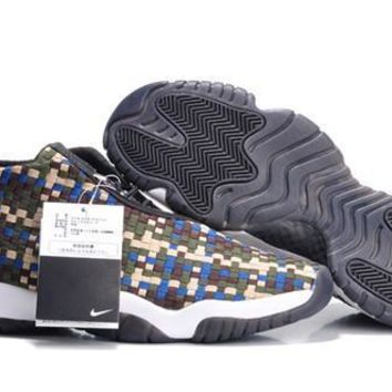 Cheap Air Jordan Future Premium Shoes Camo