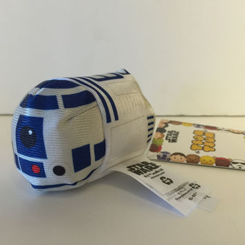 disney usa authentic star wars R2-D2 tsum mini plush new with tags