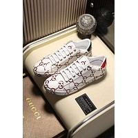 Gucci Men Fashion Flats Shoes Sneakers Sport Shoes