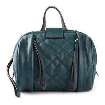 Marc By Marc Jacobs 'Moto' quilted barrel bag
