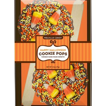 Candy Corn Cookie Pops Gift Set