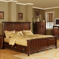 Hawthorne 5-piece Storage Bedroom Set