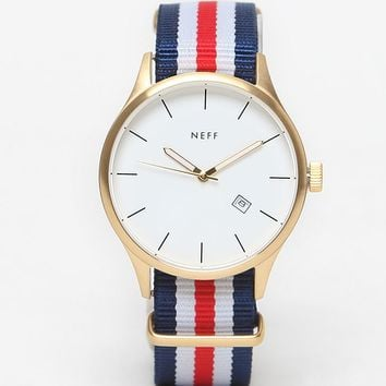 Neff Esteban Watch - Mens Watches - Gold - One