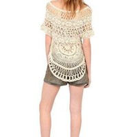 CROCHET TUNIC | FOLEY + CORINNA