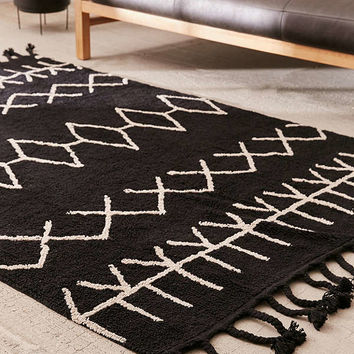 Berber Washable Rug | Urban Outfitters