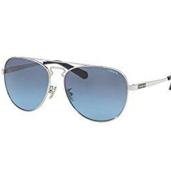 Coach Women's HC7069 Sunglasses
