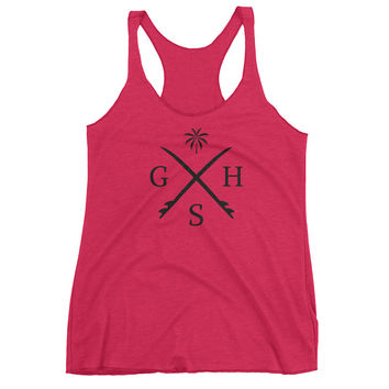 Women's Gear Hunter Surf Logo Tank Top