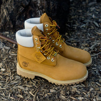 "Timberland Super 6"" 40th Anniversary Boot - Wheat 