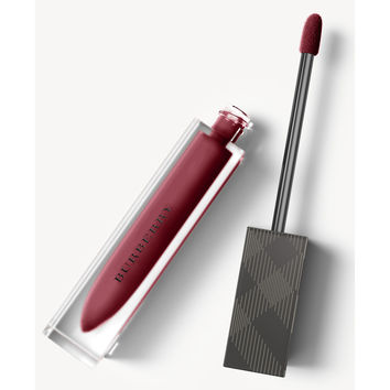 Liquid Lip Velvet – Black Cherry No.57 | Burberry