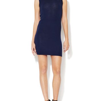 Giselle Merino Wool Shift Dress