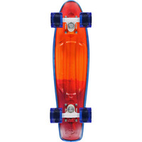 Penny Resin Orange & Blue Cruiser Complete Skateboard at Zumiez : PDP