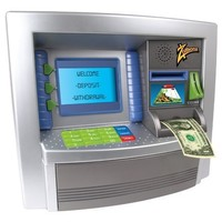 Savings Goal ATM Bank:Amazon:Toys & Games