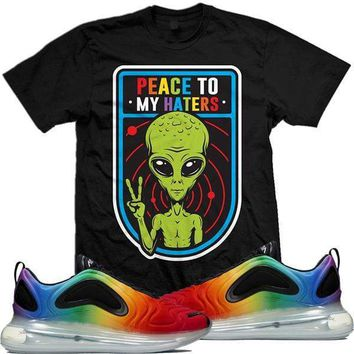 Nike Air Max 270 Be True Match Sneaker Tees Shirts - PEACE