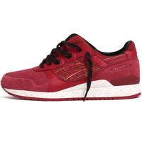 Gel-Lyte III Sneakers Burgundy / Burgundy / Gold