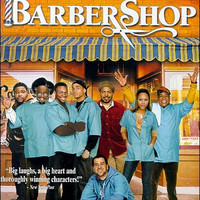 Barber Shop Movie DVD Used Barbershop 2002 Special Edition UPC027616882158 Ice Cube