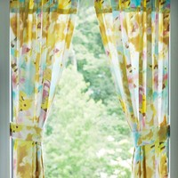 Arden Floral Window Panel Set
