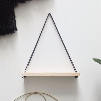 Pine Mini Hanging Shelf