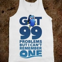 99 Problems but I Can't Remember One