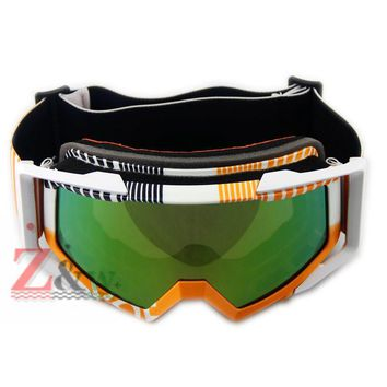Anti-uv Skiing Snowboard Windproof Eyewear Glasses Motorcycle Motocross Dirt Bike Cycling Bicycle Racing Dust-proof Goggles