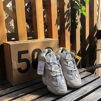 Adidas Yeezy Desert Rat 500 Blush Sneakers