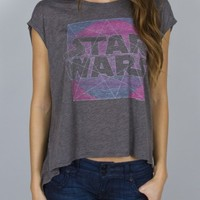 Junk Food Clothing - Star Wars Muscle Tee - Womens