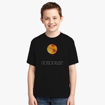 Coldplay - Parachutes Youth T-shirt