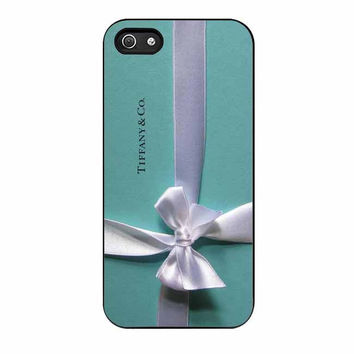 tiffany co box gift packing cases for iphone se 5 5s 5c 4 4s 6 6s plus