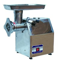 Commercial Meat Grinder - 120 - 150 Kg/Hour, Economical Type, S/S Body, CE, TT-M12C