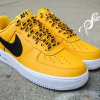 KUYOU Nike Air Force One NBA