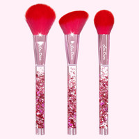 Hot Stuff Brush Set
