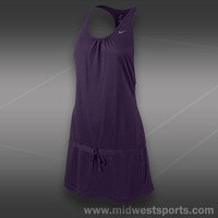 Nike Womens Tennis Dress, Nike Knit Dress 520314-584, Midwest Sports