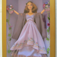 Goddess Of Spring Barbie Doll - Classical Goddess Collection Limited Edition