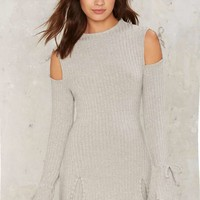 Lavish Alice New Normal Cut-Out Top