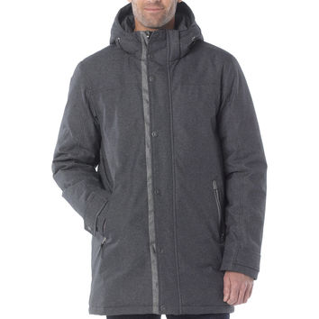 prAna Oberlin Jacket - Men's Black Heather,