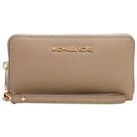 MICHAEL Michael Kors Jet Set Travel Large Coin Multifunction Wallet | macys.com