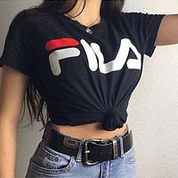 FILA Women Simple T-shirt