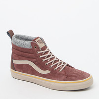 Vans Sk8-Hi MTE DX Brown and Tan Shoes at PacSun.com