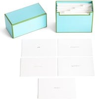 kate spade new york 'all occasion' note cards (set of 15)