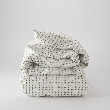 Imperfect Plus Duvet Cover