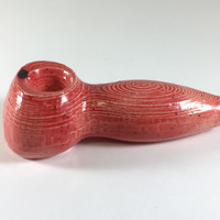 Ceramic Pipe #RS05 Color: Ladybug