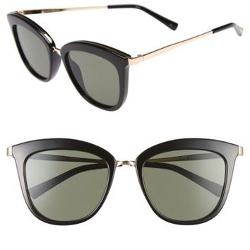 Le Specs Caliente 53mm Cat Eye Sunglasses | Nordstrom