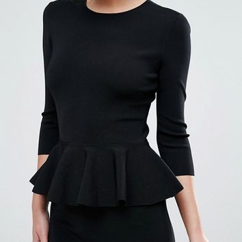 Ted Baker Jamnie Pencil Dress at asos.com